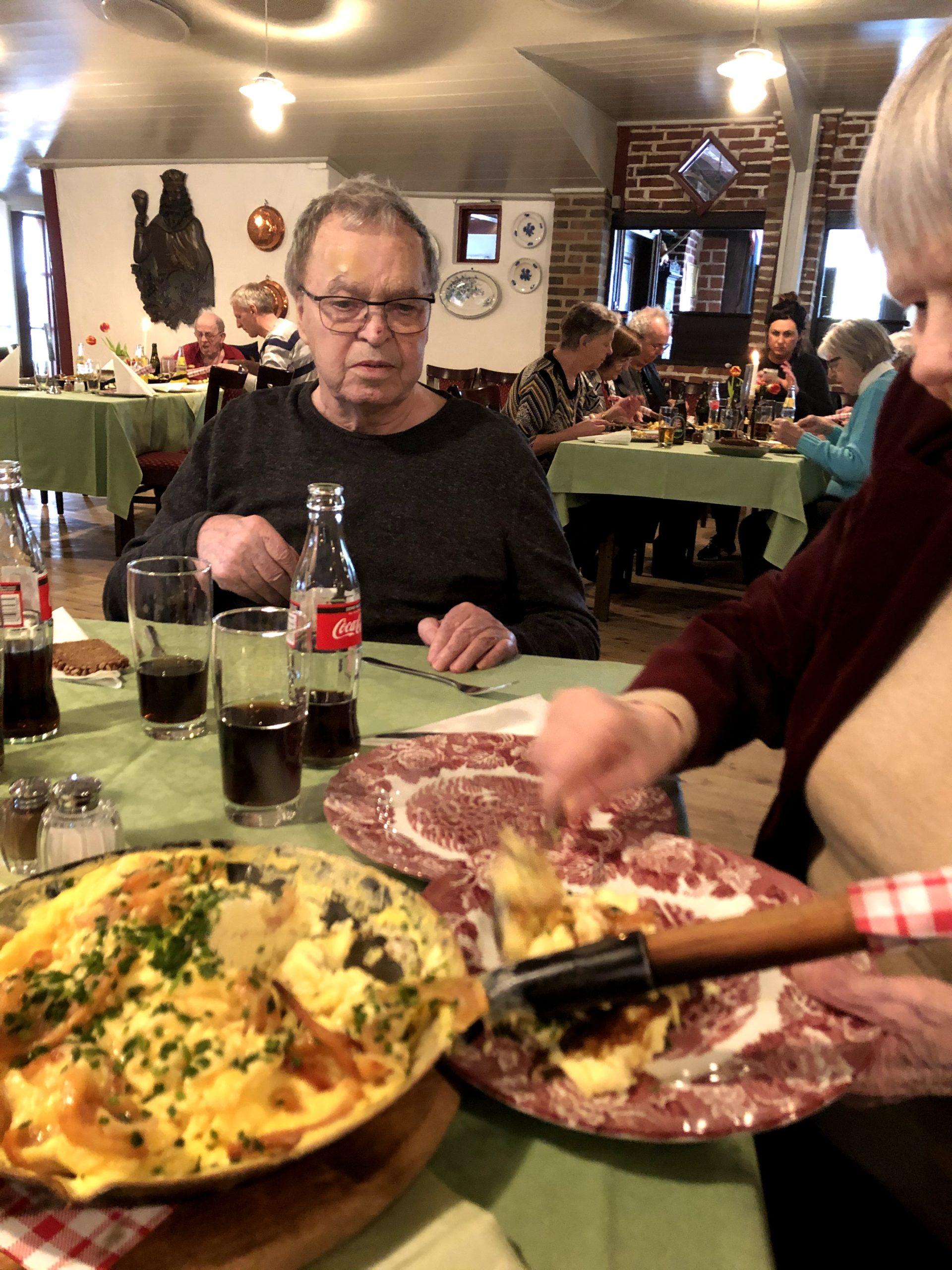Frokost på Hvidsten Kro